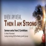 When I am weak 150x150